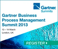 Gartner BMP Summit 2013 | London