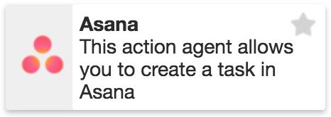 XMPro Asana Action Agent