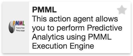 PMML Action Agent XMPro